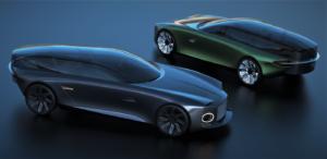 Bentley рассказали о своих будущих электромобилях