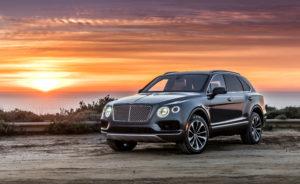Bentley Bentayga отзывают в России из-за утечки топлива