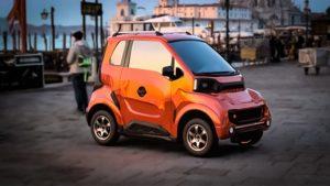 Электромобиль Zetta поступит в продажу уже в этом году