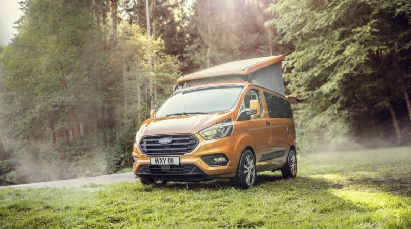 Ford Transit Custom Nugget Plus