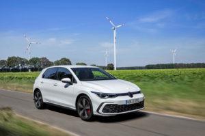 Golf GTE гибридная альтернатива Volkswagen  GTI