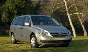 Hyundai Entourage для большой семьи