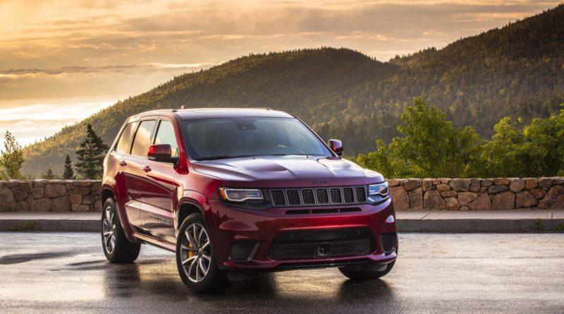 Jeep Grand Cherokee 2021