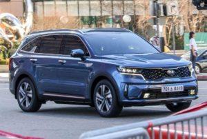 Kia Sorento 2020  старт продаж IV квартал 2020 года