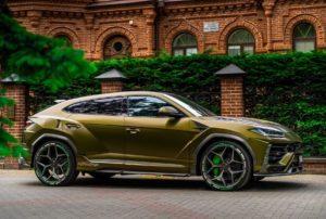 Lamborghini Urus от тюнинг-ателье SCL Global Concept за 26 млн.