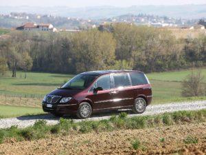 Lancia Phedra – шикарный минивэн из Италии