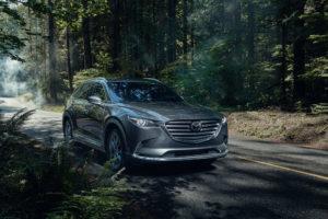 Mazda CX-9 2021 года получил больше базового оборудования
