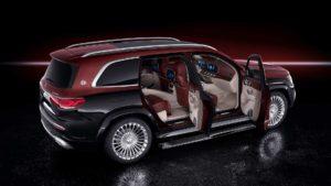 Mercedes-Maybach GLS получил российскую цену