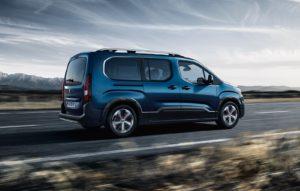Peugeot Rifter идеальная машина для городской семьи