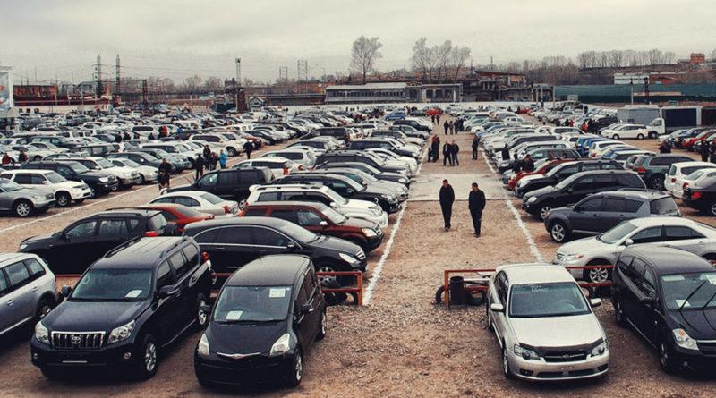 Популярные автомобили с пробегом