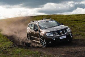 Renault Duster 2020 для России показали публике