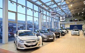 ТОП-10 новых автомобилей на рынке Москвы в июле