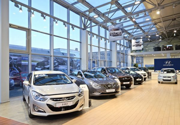 ТОП-10 новых автомобилей