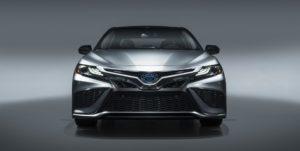 Toyota Camry 2021 ещё больше безопасности