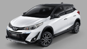Toyota Yaris Cross старт продаж