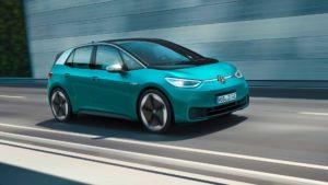 Volkswagen ID.3 проехал 531 километр на одной зарядке