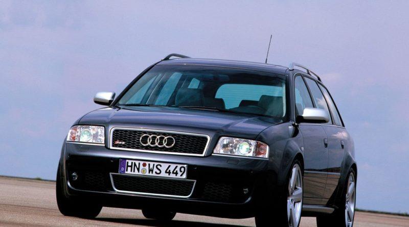 Audi A6 Avant II (C5)