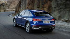 Audi Q5 Sportback дебютировал в Китае