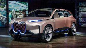 Компания BMW выпустит девять новых электрокаров