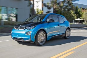 BMW i3s полиции Лос-Анджелеса выставили на продажу