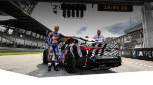 BMW M4 2020 был подарен победителю MotoGP