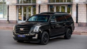 Cadillac Escalade за 14 миллионов рублей