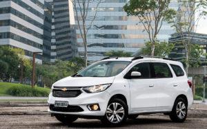 Chevrolet Spin конкурент LADA Largus