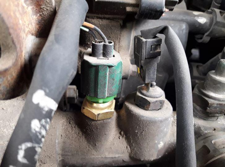 Датчик температуры охлаждающей жидкости ДТОЖ. Причины неисправности. работает неровно мотор, не заводиться.