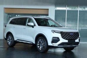 Ford Equator выпустили специально для Китайского рынка