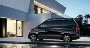 Hyundai Grand Starex HI-LIMOUSINE Exclusive