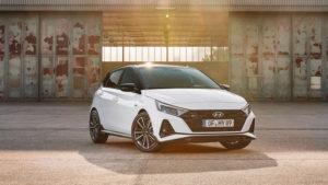Hyundai i20 N Line представили официально