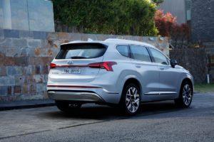 Hyundai Santa Fe 2021 скоро приедет в Россию