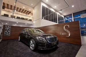Интернет магазин Mercedes-Benz автомобиль через онлайн