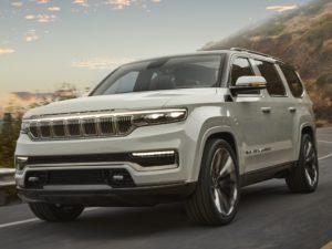 Jeep Grand Wagoneer решили возродить