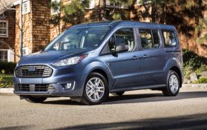Модельный ряд минивэнов  Ford в одной статье