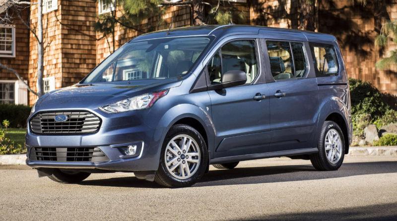 Модельный ряд минивэнов Ford