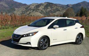 Nissan Leaf купить и не разочароваться.