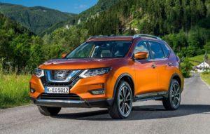 Nissan X-Trail 2020 остался почти без изменений