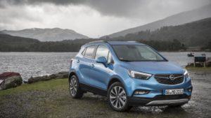 Opel Mokka  презентовали второе поколение субкомпактного кроссовера