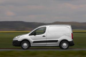 Peugeot Partner вернётся в Россию