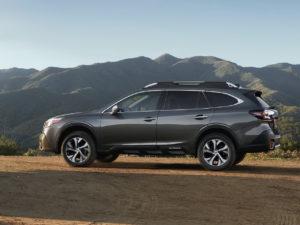 Subaru Outback 2020 года не изменяет характеру