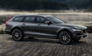 Обновлённые Volvo S90 и V90 Cross Country поступили в продажу