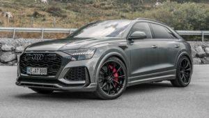 Audi RS Q8 от ABT превосходит Lamborghini Urus по мощности