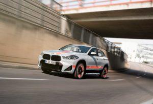 BMW X2 получил молодёжную спецверсию
