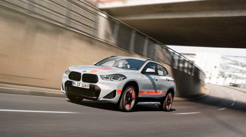 BMW X2 М Mesh Edition