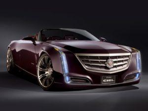 Cadillac в сентябре увеличил продажи в 2,8 раза