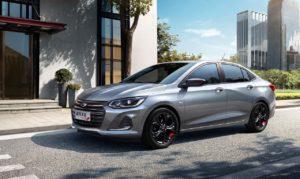 Chevrolet Onix новый конкурент LADA Vesta