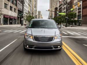 Chrysler Town&Country надёжно и удобно