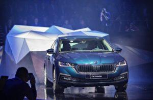 Цена на новую Skoda Octavia для рынка России