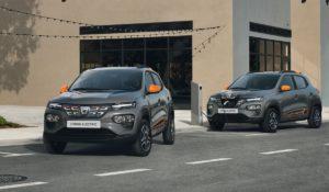 Renault Kwid первый электрический кроссовер марки Dacia